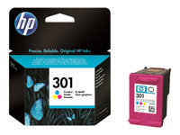 HP 301 Tri-colour Ink Cartridge, HP 301 Tri-colour Ink Cartridge
