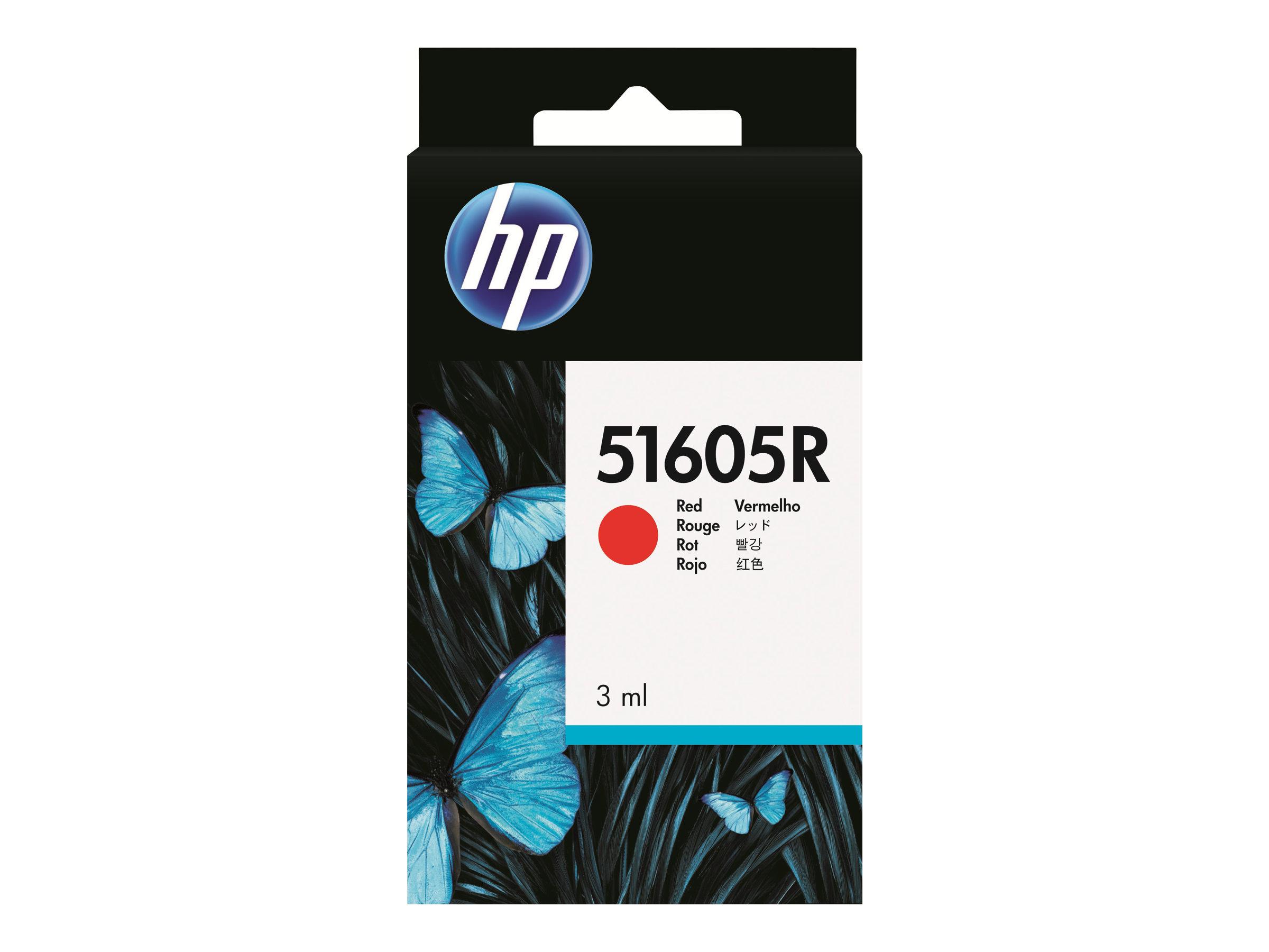 HP - rouge - originale - cartouche d'encre