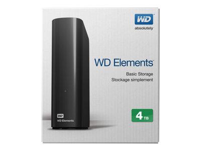WD Elements Desktop WDBWLG0040HBK