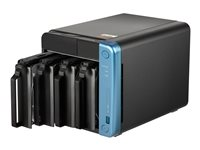 Qnap 4 Bays NAS TS-453Be-4G-US SATA6GB/s RAM 4GB ISCSI