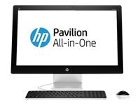 HP Pavilion PC de bureau W1C84EA#ABF