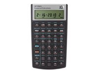 HP 10bII+ - Financial calculator - 12 digits - battery