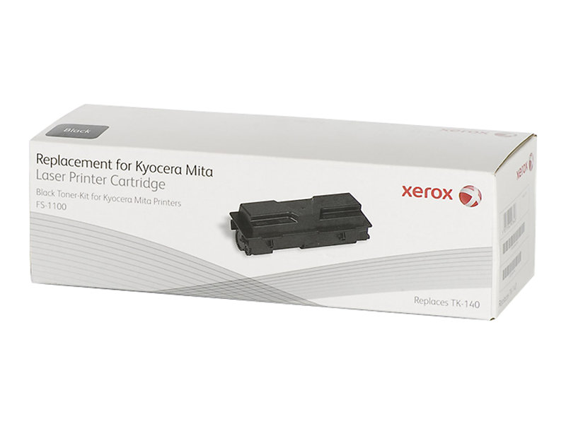 Xerox - noir - cartouche de toner (équivalent à : Kyocera TK-140)