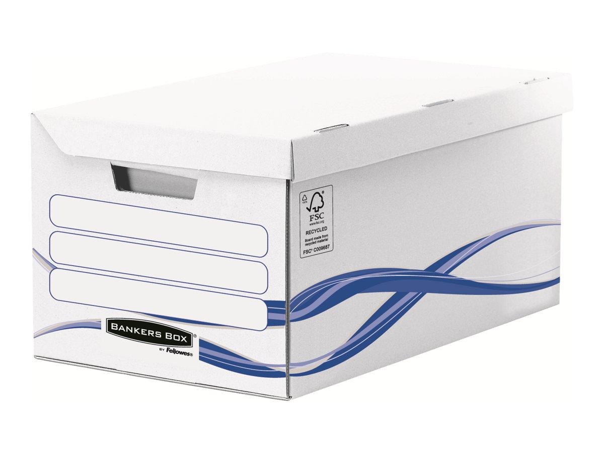 Bankers Box BASIC A4+- Container pour boîtes d'archive - à l'unité ou par 10