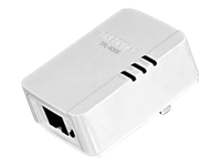 TRENDnet Compact Powerline AV Adapter TPL-406E