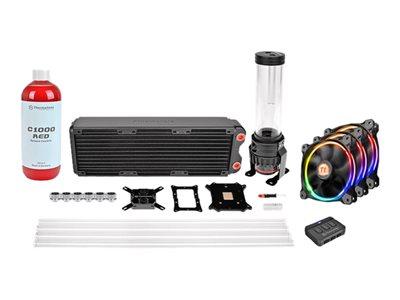 Thermaltake Pacific RL360 D5 Hard Tube RGB Water Cooling Kit Liquid cooling system kit