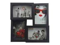 Erica Ensemble - Galerie de cadre- photos - plastique - différents coloris disponibles