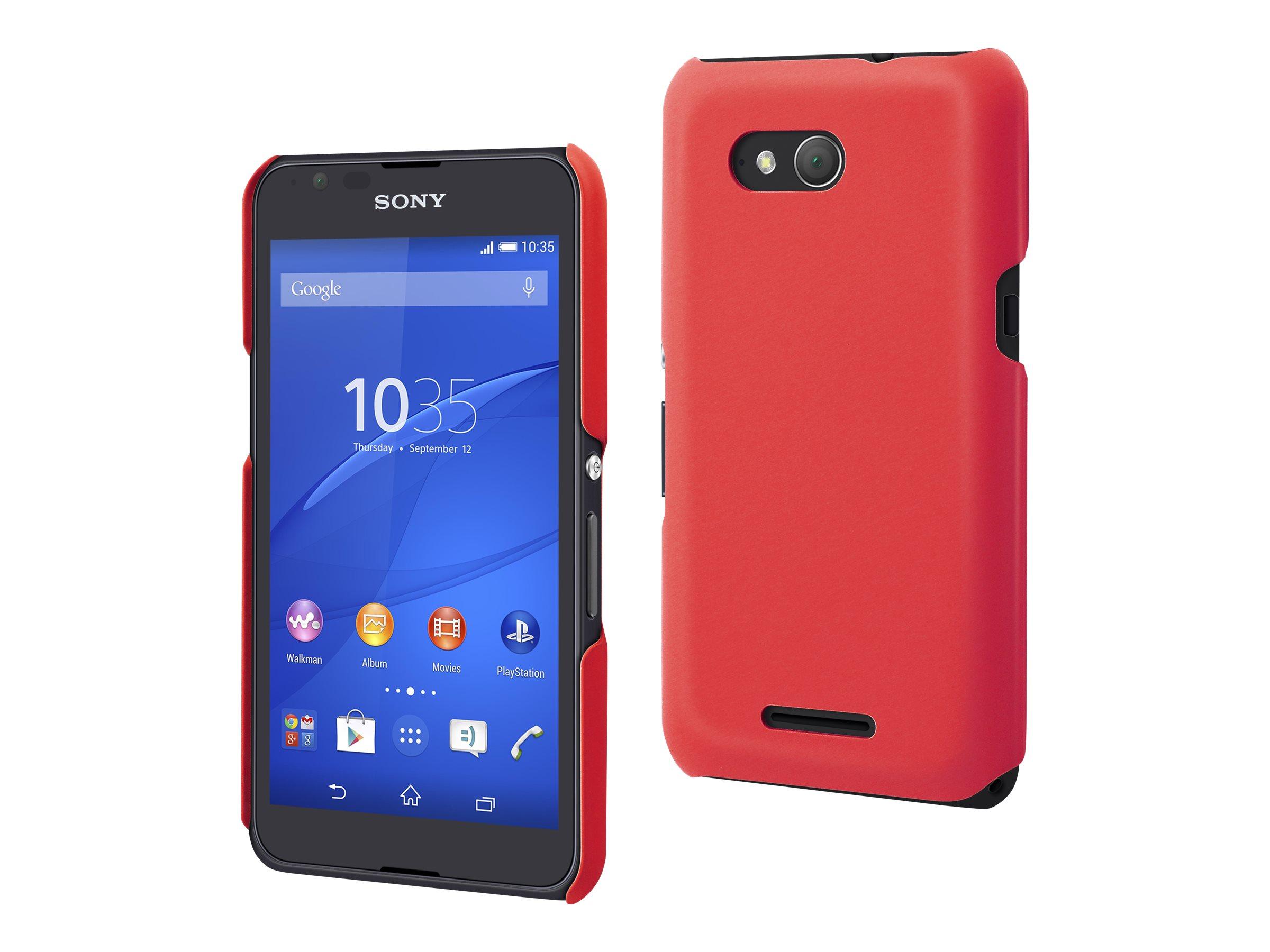 Muvit MFX Soft Touch coque de protection pour téléphone portable