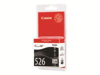 Canon CLI-526BK Sort original blækbeholder