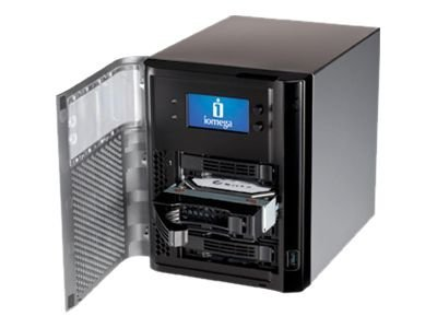 iomega storcenter px4-300d network storage
