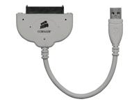 Corsair Cloning Kit Lagringskontrol SATA 3Gb/s USB 3.0