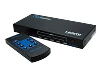 NEWSTAR, HDMI Switch 4-Port Remote 1920x1200