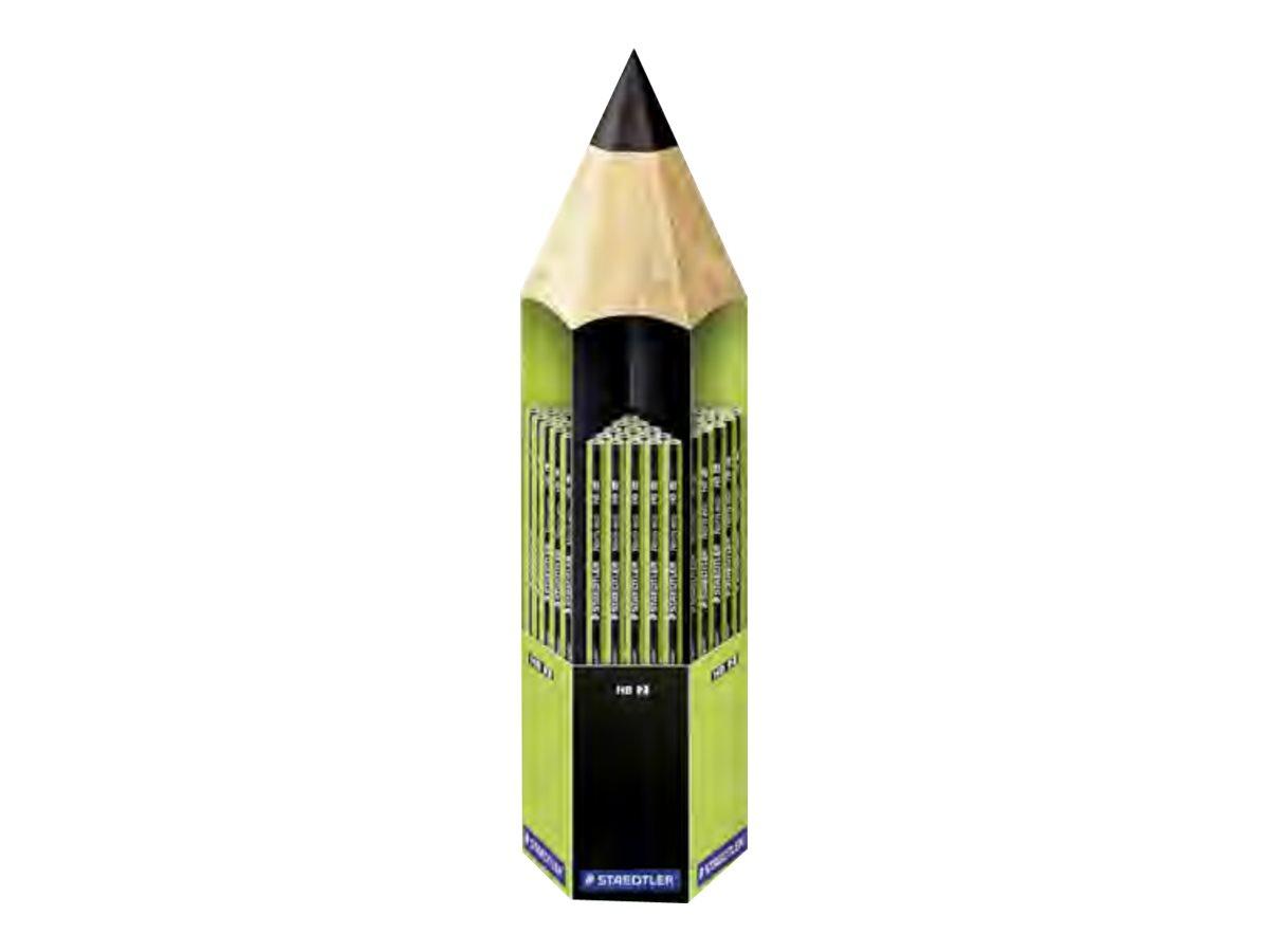 STAEDTLER Noris Eco - Crayon - Graphite - HB