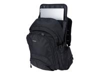 """Targus 15.4 16"""" / 39.1 40.6cm Classic Backpack Rygsæk til notebook 16"""""""