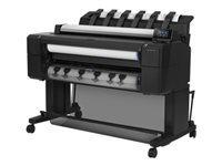HP DesignJet T2530 PostScript - imprimante multifonctions ( couleur )