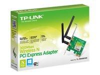 TP-LINK TL-WN881ND Netværksadapter PCIe 2.0 802.11b, 802.11g, 802.11n