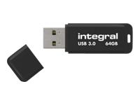 Integral Europe Clés USB INFD16GBNOIR3.0