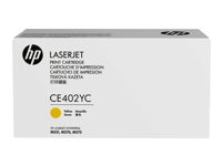 HP Cartouches Laser CE402YC