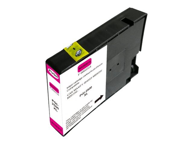 UPrint C-2500XLM - taille XL - magenta - cartouche d'encre (alternative for: Canon PGI-2500XL M)