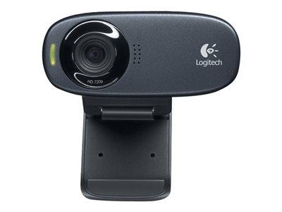 Logitech HD Webcam C310 - Webová kamera - barevný - 1280 x 720 - audio - USB 2.0