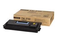 Image of Kyocera TK 710 - black - toner kit