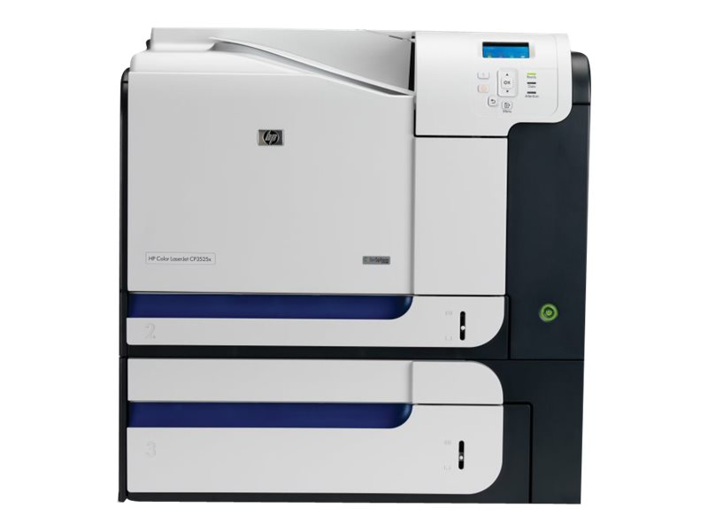 HP Color LaserJet CP3525x - imprimante - couleur - laser