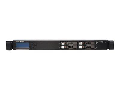 SonicWall Email Security Appliance 9000 - Bezpečnostní zařízení - 1U k upevnění na regál