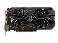 Gigabyte GeForce GTX 1060 WINDFORCE OC 6G carte graphique - GF GTX 1060 - 6 Go