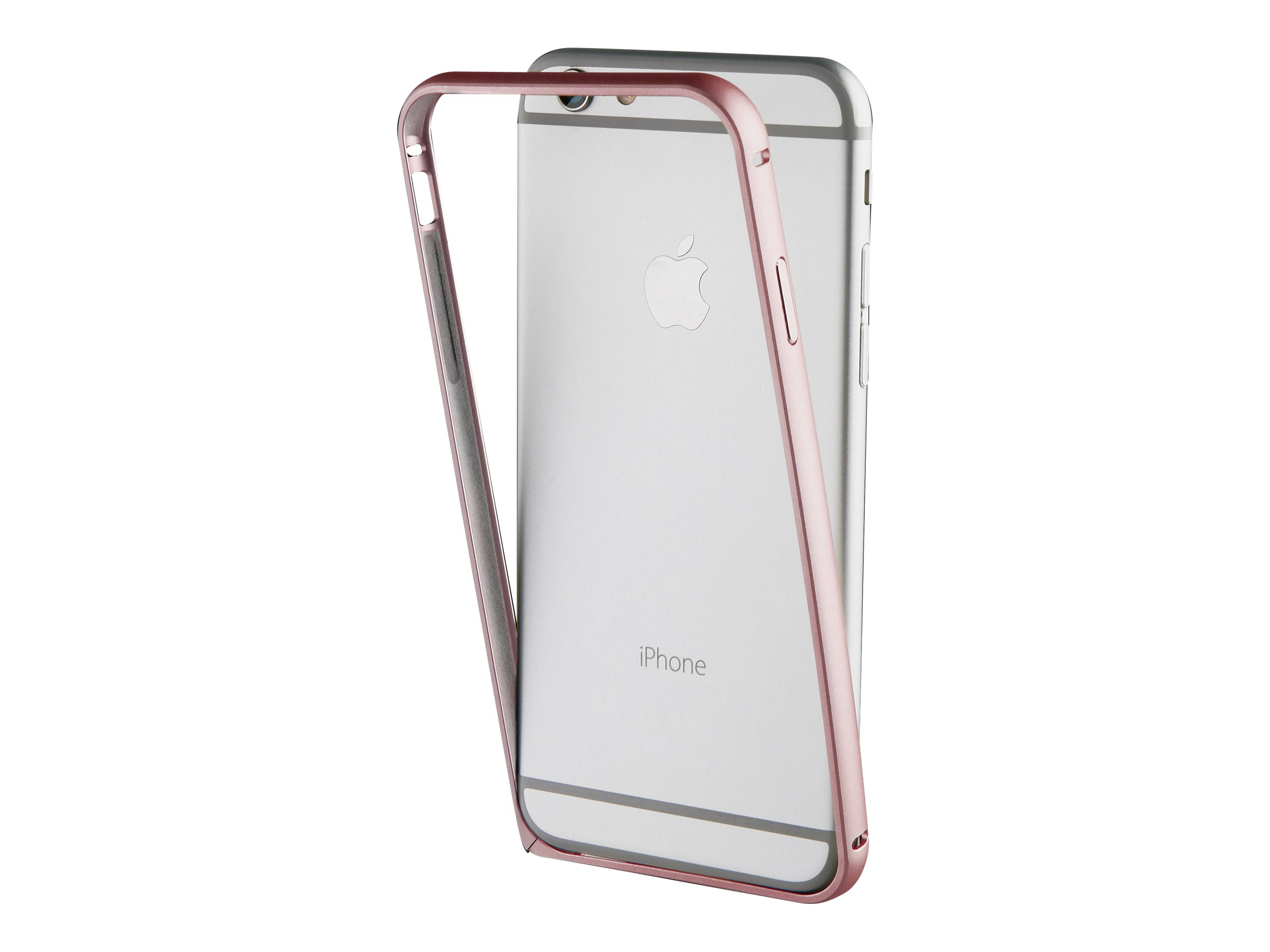 Muvit - coque pare-chocs pour iPhone 7 - or rose
