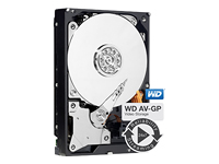 WD AV-GP HDD 500 GB SATA-300