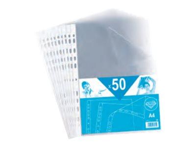 ELBA - Pochette plastique - A4