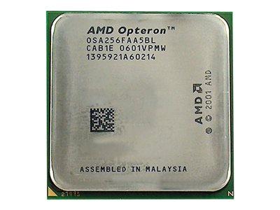 AMD Opteron třetí generace 6380 - 2.5 GHz - 16 jader - 16 MB vyrovnávací pamě - pro ProLiant DL385p Gen8