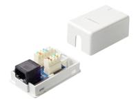 MCAD C�bles et connectiques/Connectique RJ 909600