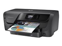 HP Officejet Pro 8210 - Impresora - color