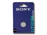 Sony CR-2032 - batterie - CR2032 - Li