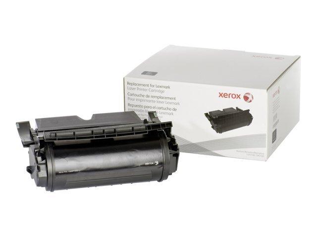 Xerox - noir - cartouche de toner (alternative pour: Lexmark 12A6835, Lexmark 12A6735)