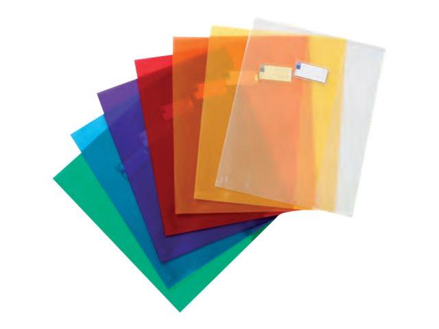 Viquel - Protège cahier - A4 - couleurs assorties