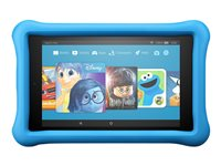 "Amazon Fire HD 8 Kids Edition - Tablet - Fire OS 5.3.3 - 32 GB - 8"" IPS (1280 x 800) - microSD slot - blue"