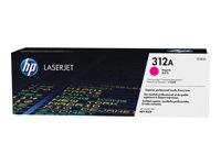 HP 312A Magenta LaserJet Toner Cartridge, HP 312A Magenta LaserJ