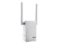 ASUS RP-AC55 WiFi-rækkeviddeforlænger Wi-Fi Dobbeltbånd i væggen