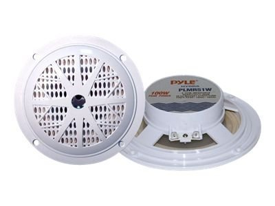 PYLE Hydra PLMR51W Speaker - 100 Watt - 2-way - coaxial - 5.25