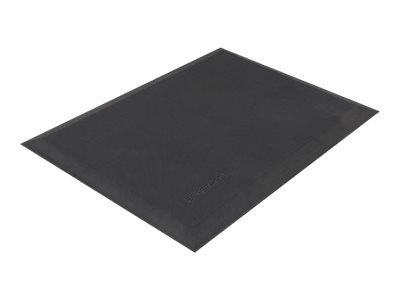 Ergotron Neo-Flex Small - Podlahová rohož - 61 cm x 46 cm - pravoúhlý - černá