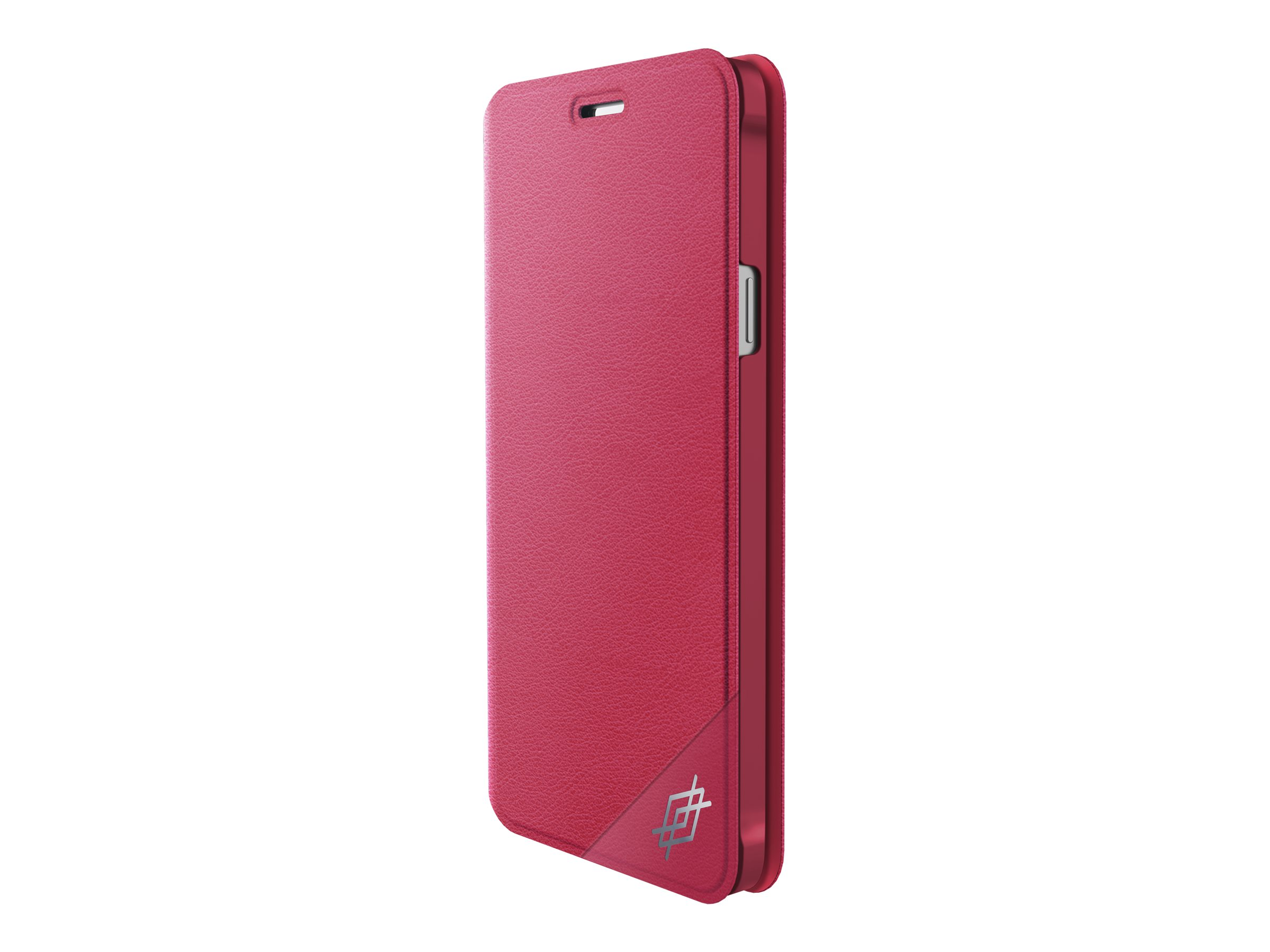 X-Doria Dash Folio One - Protection à rabat pour Samsung Galaxy Note 4 - rouge