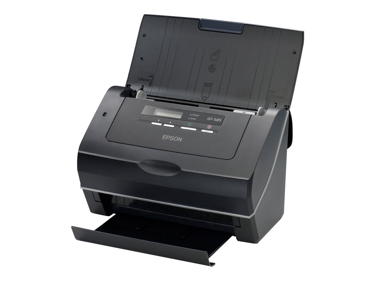 epson gt s85 scanner de documents mod le bureau usb 2 0 scanners. Black Bedroom Furniture Sets. Home Design Ideas