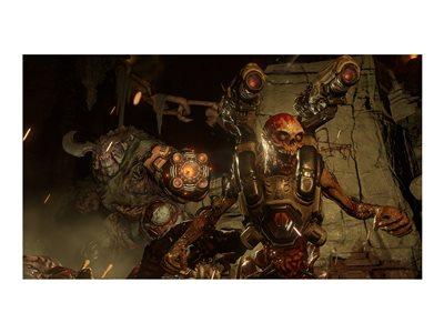 Doom - Win - stažení - aktivace pomocí softwarového klíče - angličtina