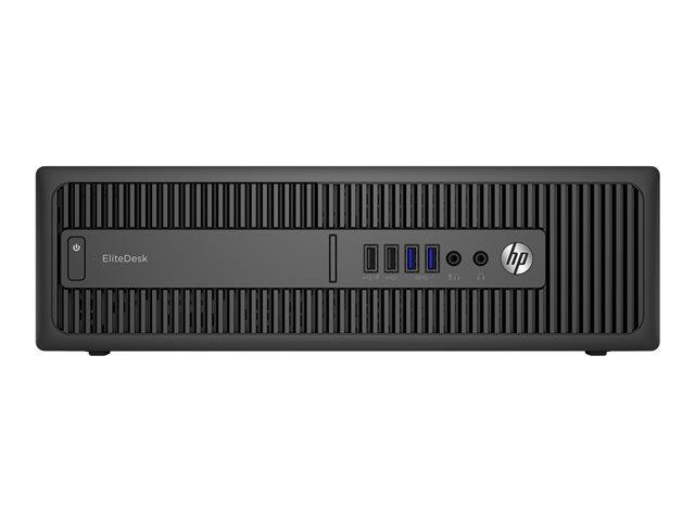 HP EliteDesk 800 G2 - Core i7 6700 3.4 GHz - 8 GB - 256 GB P1G92EA#UUW