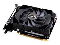 Inno3D GeForce GTX 1050 Compact Grafikkort NVIDIA GeForce GTX 1050