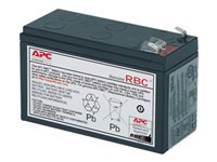 APC Replacement Battery Cartridge #17 UPS-batteri Blysyre