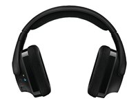 Logitech G533 ELITE - Headset - 7.1 channel - full size - wireless