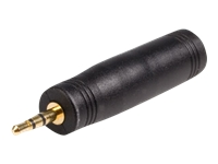 StarTech.com 2.5 mm to 3.5 mm Audio Cable Adapter